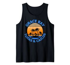 Grace Bay Vacation tee perfect for the beach or for relaxing by the swimming pool shirt. Grace Bay travel shirt. Turks & Caicos souvenir Shirt. #Turks&Caicos #TurksandCaicos #Turks&Caicosshirts #GraceBay Travel Shirts, Vacation Shirts, Vacation Trips, Vacation Destinations, Turks And Caicos Vacation, Beach Trip, Beach Travel, Tee Shirts, Tees
