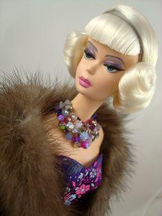 OOAK Silkstone Barbie by Dan Lee (Wide Eyed Girls)
