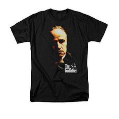 The Godfather Don Vito Black T-Shirt