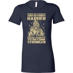 Super Saiyan Bardock become stronger Women Short Sleeve T Shirt - TL00476WS