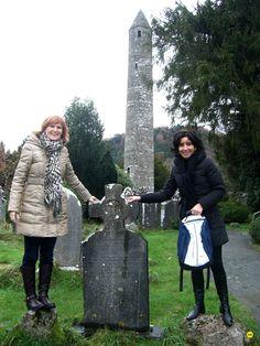 Glendalough.  EMY en Irlanda.  Favorite Places & Spaces: Ireland.