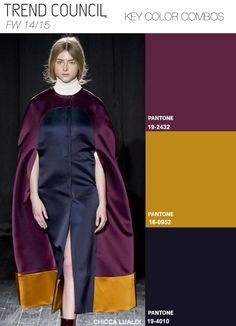 Trend Council: Color COMBO