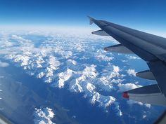 Seeing World through an airplane window .... West Coast of South Island, New Zealand from airplane window by flash62_au, via Flickr