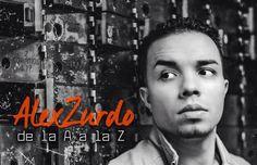 """""""De la A a la Z"""" ha sido por años el estribillo de batalla del cantautor puertorriqueño Alex Zurdo, una analogía con sus iniciales, pero más importante aún con la soberanía de Dios, quien es el principio y el final. Ahora, esta frase da el nombre a su más reciente y muy esperada producción musica... #News #ActivaVida #Cristianos #Dios"""