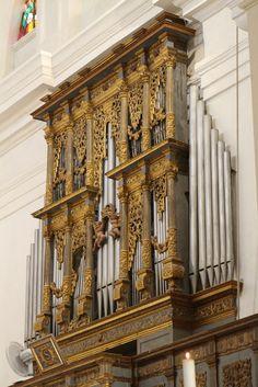 Sicilia Syracuse, cathédrale, orgue #TuscanyAgriturismoGiratola