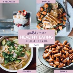 This is Day 3 of the Goodful Two-Week Healthy Eating Challenge. Click here to get a rundown of the whole program.