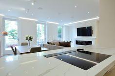 LITTLE VENICE , 3 BEDROOM GARDEN FLAT £2,500.000   Luxury Homes For Sale  LONDON Luxury