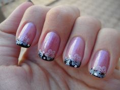 35 Beautiful Floral Manicure Ideas For You