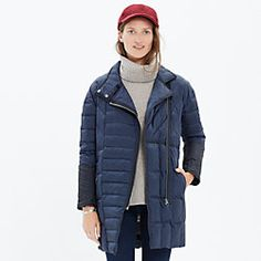 Madewell / Quilted Down Coat