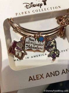 These New Alex and Ani Bracelets in Disney World are Positively CHARM-ing! Disney Charm Bracelet, Disney Jewelry, Charm Bracelets, Bangle, Cute Jewelry, Jewelry Accessories, Fashion Accessories, Alex And Ani Disney, Disney Charms