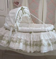 love this... ready for a doll or a baby in the family....