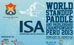 Industry News: ISA Announces 2013 World SUP and Paddleboard Championships   SUP Magazine