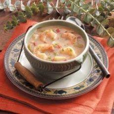Shrimp Chowder VII Recipe