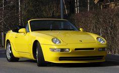 Porsche 968. One of the best...
