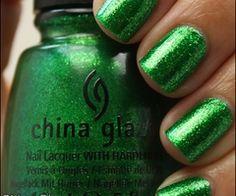 "China Glaze ""Running in Circles"""