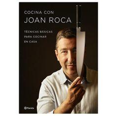 Libro cocina con Joan Roca