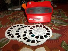 View-master 3D I have a talking one...