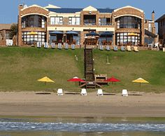 Ceremony venue - Bay lodge on the beach Bay Lodge, South Africa, Adventure, Mansions, House Styles, Beach, Wedding, Home, Decor