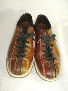 Vintage 1980s Nike Blue Bowling Shoes Women's 7 1/2 | Bowling ...