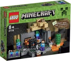 LEGO Minecraft De Kerker - 21119