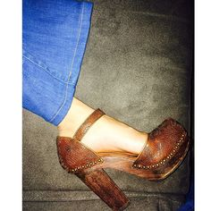 These heels! Pure love!