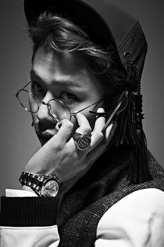 "Beast's Junhyung's ""Flower"" 1st Mini Album Photo Shoot"