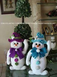 Neve Christmas Mom, Magical Christmas, Christmas Sewing, Country Christmas, Christmas Snowman, Christmas Crafts, Christmas Ornaments, Easter Crafts, Felt Crafts Diy