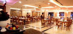 Lotus Restaurant serves International Buffet and Western cuisine with a flare of Asian style will satisfy even the most hesitant customer. Hours of operation: 6:30 to 22:00