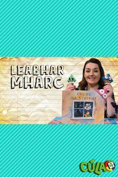Tugann Caitríona McCormack nodanna dúinn ar cén chaoi leabhar mharc a dhéanamh. Caitríona shows us how to do a DIY bookmark. Poster, Diy, Bricolage, Do It Yourself, Homemade, Billboard, Diys, Crafting