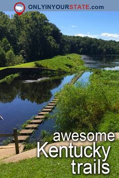 Travel | Kentucky | Attractions | USA | Outdoor | Adventure | Scenic Hikes | Trails | Hiking | Easy Hikes | Unforgettable Places | Things to Do | Bucket List | Beautiful Places | Explore | Natural Wonders | Nature | Caves | State Parks | Scenic Trail | Re