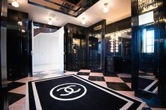 Champ d'Or – $35,000,000 Let's face it, we all would love to have Coco's monogram on our floor, right ladies? And the closet full of her line.