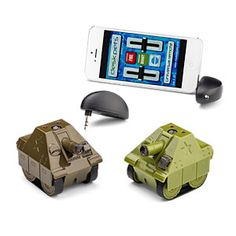 Battletank Desk Pet