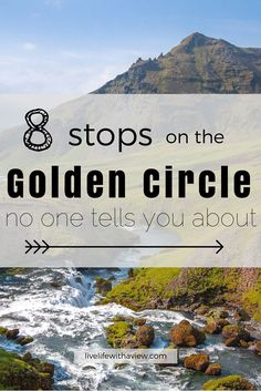 Everyone knows Þingvellir, Geysir, and Gullfoss, but there are plenty of hidden gems along the route that are definitely worth a stop! 8 Stops on the Golden Circle No One Tells You About | Life With a View