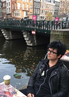 Billie Joe Armstrong in Amsterdam (MTV Europe Music Awards 2016 on November 6, 2016 in Rotterdam, Netherlands)