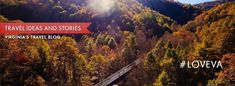 Virginia Camping Destinations for Fall: Travel Ideas and Stories - Virginia's Travel Blog