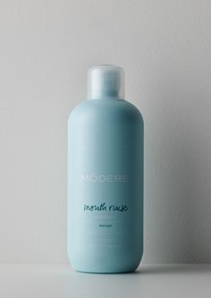 Mouth Rinse | With natural mint extract, and natural cleansing proteins.Say hello to a happy mouth and fresh breath.