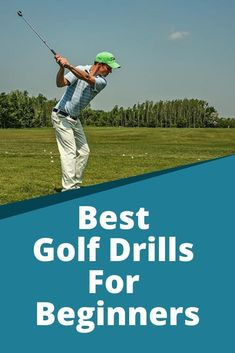 These golf drills for beginners will help you get the fundamentals of the golf swing dialed in as you get started learning the game. Track Drill, Golf Books, Golf Score, Golf Chipping, Best Golf Courses, Golf Instruction, Golf Tips For Beginners, Golf Putting, Golf Exercises