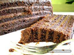 Torte Recepti, Kolaci I Torte, Baking Recipes, Cake Recipes, Dessert Recipes, Chocolate Desserts, Chocolate Chip Cookies, Sweet Desserts, Sweet Recipes