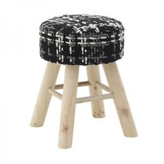 Scandinavian style stool / #furniture #Scandinavian