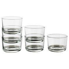 Find kitchen essentials like glassware sets, wine glasses, drinking glasses, and carafes at IKEA.