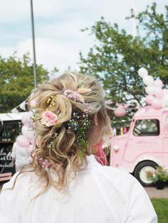 Boho Hairstyles, Crown, Flowers, Blog, Fashion, Moda, Corona, Fashion Styles, Blogging