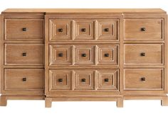 Shop for a Harrington Hills White Wash Dresser at Rooms To Go. Find Dressers that will look great in your home and complement the rest of your furniture.
