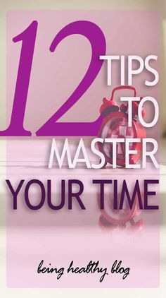 Learn Awesome Time Management Tips For Work At Home Mom
