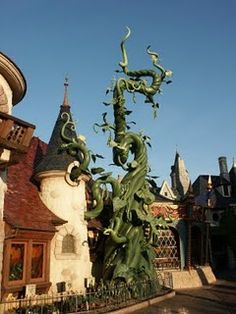 Disneyland Paris. Been there climbed that! :P