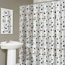 bath curtain ideas mid century - Google Search