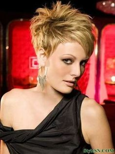 Super Short Pixie Haircut PicturesStyleSN | StyleSN