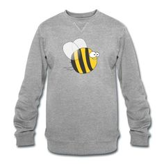 Sweat-shirt Cool & Crazy Funny Bee / Bumble Bee (Sweet & Cute) #cloth #cute #kids# #funny #hipster #nerd #geek #awesome #gift #shop We will review it and take appropriate action. Thanks for helping to maintain extreme awesomeness on Wanelo.