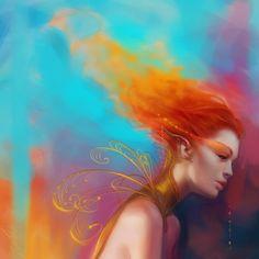 Broken Flame by thienbao on DeviantArt