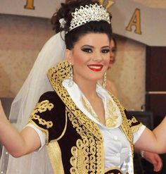Beautiful albanian bride