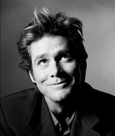 """Jim Carrey- my first ever """"celebrity crush"""" that's right... Homie don't play that. I think it's cause he made me laugh, every girl is a sucker for that. Ever since In Living Color, I've been a big fan."""